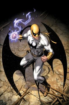 Iron Fist by Dale Keown