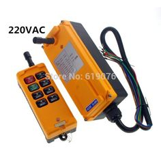 70.00$  Buy now - http://alicdr.shopchina.info/go.php?t=1912367421 - HS-8 3 Motions 8 Channels 1 Speed Hoist Crane Truck Radio Remote Controller 220V 70.00$ #magazineonline