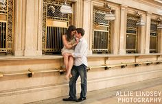 Image result for grand central engagement photos