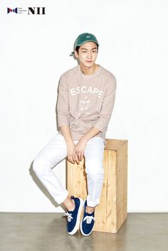 WINNER Seunghoon - NII Summer 2016 Collection