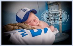 Dodgers Baby - that will be an idea when we have a baby :))