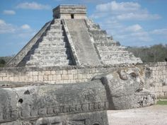 Chichen Itza pyramid | Things to do in Playa Del Carmen