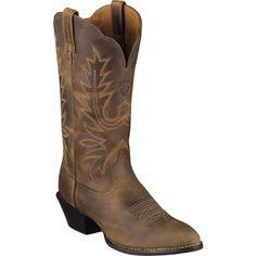 Got these Ariat boots in the mail a few months ago for my best friends wedding... What a good excuse for a splurge!