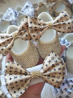 Browse our Collection of Hand-made Custom Baby Shoes Baby Girl Clothing Baby Bling, Bling Baby Shoes, Cute Baby Shoes, Cute Baby Clothes, Cute Baby Girl, Baby Baby, Luxury Baby Clothes, Designer Baby Clothes, Baby Outfits Newborn