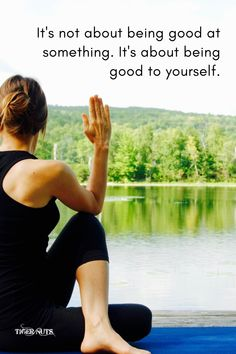 Find your inner peace and motivation. 🧘♀️🧘♂️ #yoga #fitness #yourhealthmatters What Are Tiger Nuts, Before And After Weightloss, Being Good, Yoga For Weight Loss, Yoga Quotes, You Are Awesome, Yoga Fitness, Personal Development