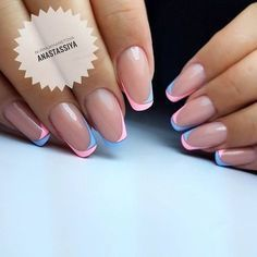 How to Choose Nail Tips – Page 7238964505 – NaiLovely Glam Nails, Beauty Nails, My Nails, Elegant Nails, Classy Nails, Gelish Nails, Nail Manicure, French Nails, Acrylic Nail Designs