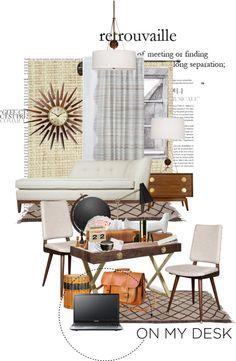 """On My Desk"" by mercimasada on Polyvore"