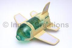 Paper Mache Airplane