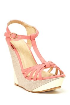 Bucco Tyler Wedge Sandal by Shoe Madness on @HauteLook