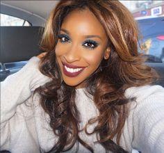 Maquiagem pra pele negra: cinco influencers de beleza pra seguir!