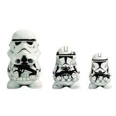 Stormtrooper Matryoshka