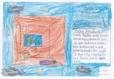 Sammi's School News Competition - Uma age from the UK, has created a 'Flying Armchairs' theme for the headline of Sammi's Newspaper. Thanks for sharing! Newspaper Article, Thanks For Sharing, The Headlines, Armchairs, Competition, Thankful, Age, School, Wing Chairs