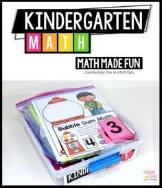 Kindergarten Math: Addition