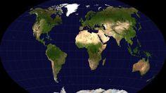 Mapa Winkel Tripel.