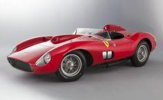 335 S Spider Scaglietti 1957 : la Ferrari à 30 millions