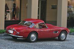 1956 BMW 507