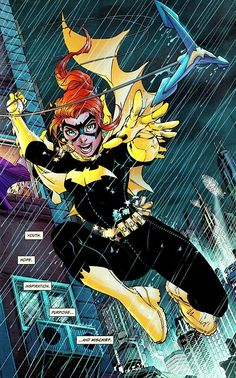 Batgirl - Jim Lee