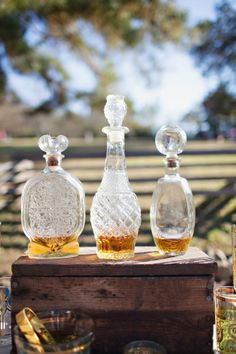 Whiskey and cigar bar- Southern Vintage rentals- Vinewood Weddings and events - Paperlily Photography