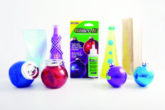 Glitter It - Ultimate glitter glue fro Christmas from Creative Product Distribution Focus Magazine, Glitter Glue, 50th, Creative, Christmas, Crafts, Xmas, Manualidades, Weihnachten