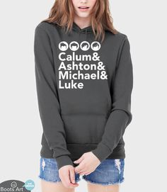 """""""5SOS Fan Hoodie"""" 
