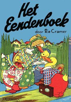 by Rie Cramer, via http://www.alephbet.com/pages/books/19555/het-eendeboek