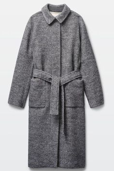 The robe coat dominated this past year. Grab an updated version of the universally flattering piece — one with a bonus structured collar. Wilfred Broquerie Coat, $350 $199, available at Aritzia. #refinery29 http://www.refinery29.com/must-have-winter-coats-style#slide-29