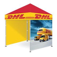 Custom DHL Marquee