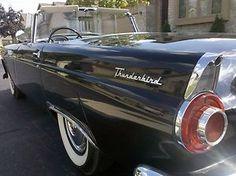 Ford : Thunderbird DELUXE