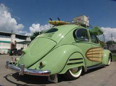 Volkswagen – One Stop Classic Car News & Tips Vw Bus, Vw Camper, Campers, Vw Beach, Kdf Wagen, Bug Car, Combi Vw, Volkswagen Jetta, Vw Beetles
