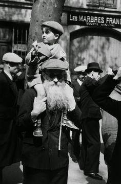 Paris, France. May 1st, 1937: Robert Capa