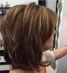 Layered Bob Hairstyles-16