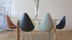 COLORS / fritz-hansen-drop-chair