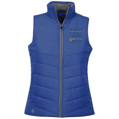 BORN TO WIN! Ladies Quilted Vest – WAM Shopping