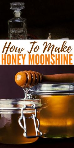 How To Make Honey Moonshine — Okay, before you start to do anything with regards to making moonshine, please check your local, state, federal and national statutes to make sure you won't be breaking any laws by building a still to prepare your blend of mo Honey Moonshine Recipe, Flavored Moonshine Recipes, Homemade Moonshine, Moonshine Still Plans, How To Make Moonshine, Making Moonshine, Alcohol Recipes, Wine Recipes, Root Beer
