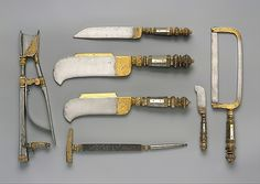 Pruning tools, French 1575-1600
