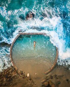 An Exploration of the Secret Pools in Laguna Beach