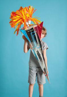 WLKMNDYS // Daddy's Corner // Raketenschultüte // Rocket