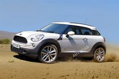 The mini's that never were - Paceman should have been this