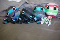 Sock Octopus - love everyday