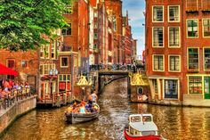 TOP 10 Tourist Attractions in Amsterdam You Need to Visit