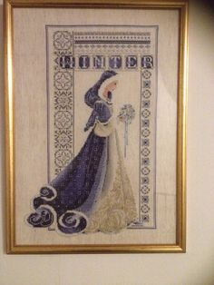 Celtic Ladies Lavender and Lace Winter Conversion