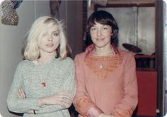 Debbie Harry Marc H. Miller and Bettie Ringma, courtesy of 98 Bowery