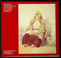 BOOK Traditional Greek Folk Costume Attica Ottoman embroidery textile art GREECE in Books, Comics & Magazines, Non-Fiction Folk Costume, Costumes, Attica Greece, Folklore, Textile Art, Ottoman, Fiction, Greek, Textiles