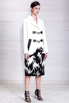 Jason Wu Resort 2014 Fashion Show - Alana Bunte