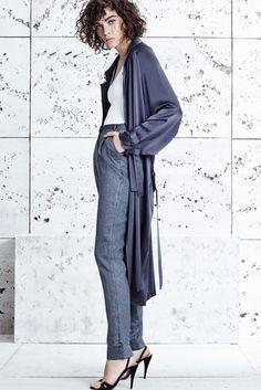 Pedro del Hierro Madrid Spring 2015 Ready-to-Wear Fashion Show