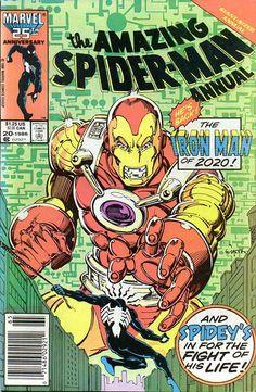 The Amazing Spider-Man (Vol. 1) Annual 020 (1986/11)