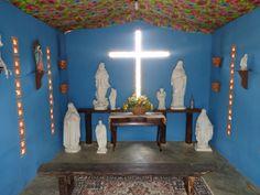 Capela da casa do Cumpadre-PB