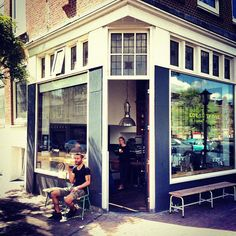 Lot Sixty One Coffee Roasters The specialty coffee shop in Amsterdam.