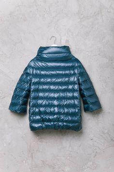 PIUMINO REVERSIBILE PETROLIO #Herno #HernoCoats #HernoJacket #PiuminiHerno #fashion #style #newin #shopping #ArchivioStore