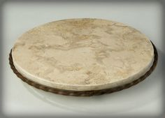 """Extra Large Lazy Susan - perfect for those big families that enjoy big meals Dimensions - 33"""" D x 3"""" H http://www.averythomasgch.com/"""